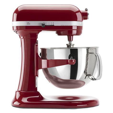 Kitchenaid Kp26m1xer 10speed Stand Mixer W 6qt