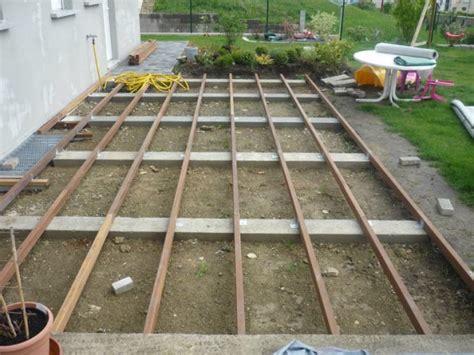 cr 233 ation d une terrasse en bois type ipe de paysagiste 57