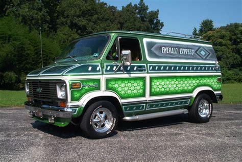 1974 Chevrolet Custom Van