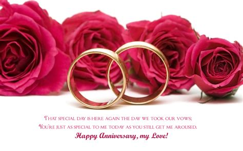 happy wedding anniversary wishes images cards    husband wife