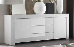 Ikea Sideboard Hochglanz : sideboard in wei hochglanz lack italien livorno ~ Frokenaadalensverden.com Haus und Dekorationen