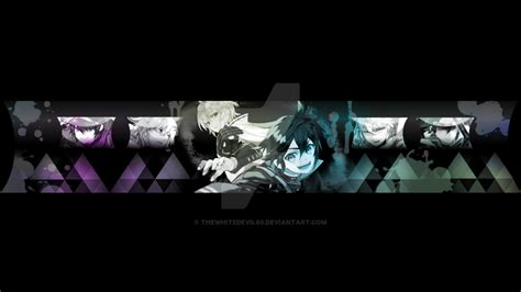Free Anime Wallpaper Maker - yuu x mich banner by thewhitedevil66 on deviantart
