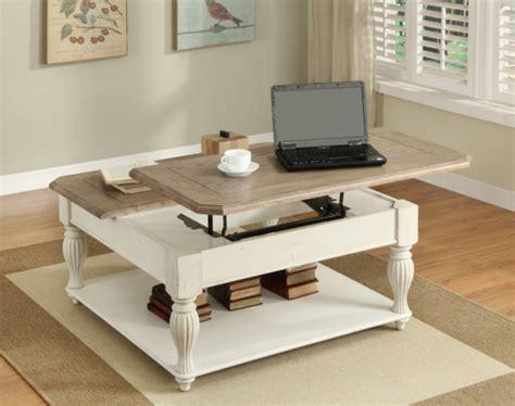 table basse relevable bois la table basse avec plateau relevable se soigne de vos activit 233 s diff 233 rentes archzine fr