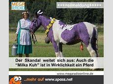 MilkaPferd Lustige Bilder auf Spassnet
