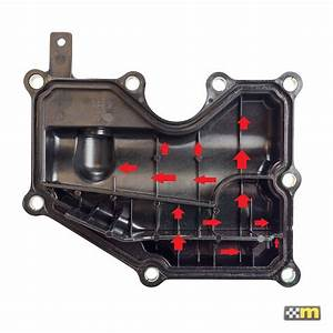 Breather Plate  Ford Ecoboost 2 0l And 2 3l