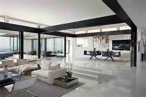 modern home interior decoration modern and sophisticated living area interior design of cole house by steve hermann los angeles