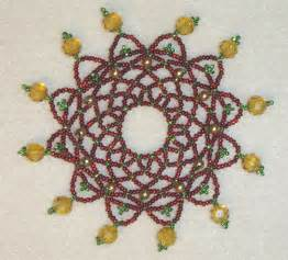 free beaded christmas ornaments patterns music search engine at search com