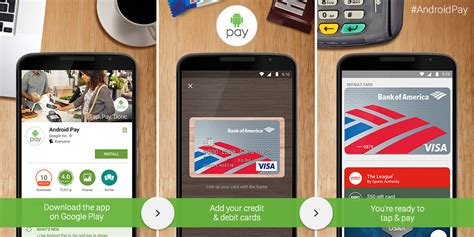 android pay app android pay officially hits the play store talkandroid