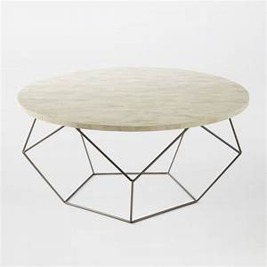 off west elm west elm origami bone coffee table tables With west elm bone coffee table
