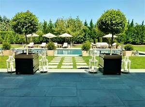 Terrasse En Anglais : terrasse piscine moderne 99 id es am nagement et d co ~ Preciouscoupons.com Idées de Décoration