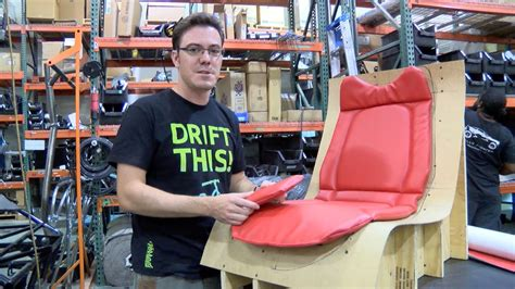 How To Do Custom Auto Upholstery by Custom Seat Upholstery 3d Printed Car