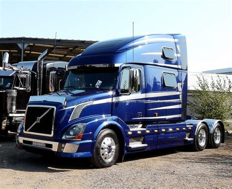 volvo vnl belgium american trucks camions