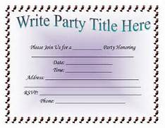 Invitation Templates Word Excel PDF Templates Birthday Invitation Ms Word Template Wedding Invitation Sample Invitation Free Printable Invitations For Microsoft Office Templates Word Party Invitation Template Word 2007 Party Invitation Templates