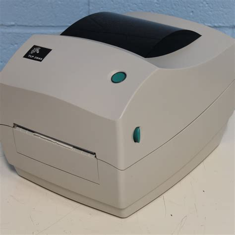 To download the needed driver, select it from the list below and click at 'download' button. Refurbished Zebra Technologies Inc TLP 2844 Label Printer