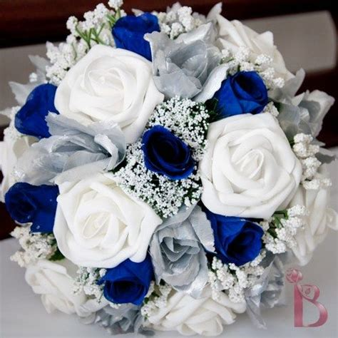 disney blue  silver wedding colors
