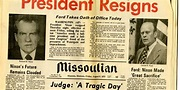 President Nixon Resigns on August 9, 1974 | Uken Report