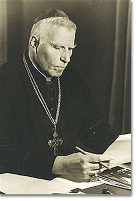 Zur Seligsprechung Von Kardinal Von Galen