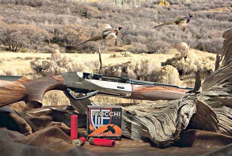 shotgun gauge fiocchi benelli gun ethos loads hunting shotshell match usa tri categoria polvere magnum primo della game cal expert