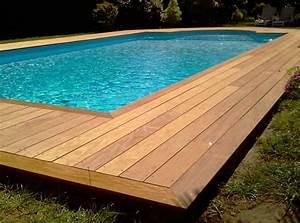 Bois Pour Terrasse Piscine : espace bois lacanau am nagement exterieur en bois ~ Edinachiropracticcenter.com Idées de Décoration