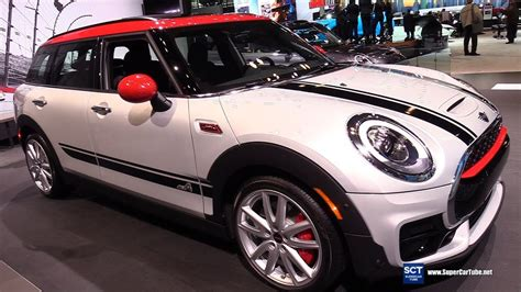 2019 Mini Cooper Jcw by 2019 Mini Cooper Works Clubman All4 Exterior