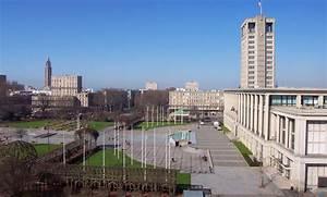 Piscine Le Havre : l h tel de ville le havre ~ Nature-et-papiers.com Idées de Décoration