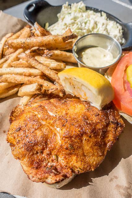 destin chicken eat fl blackened legs sandestin grouper sandwich got