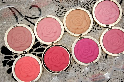 milani coming roses powder blush review release