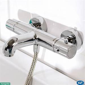 Bricorama Salle De Bain : mitigeur bain douche chrom hansgrohe robinet de douche ~ Dailycaller-alerts.com Idées de Décoration