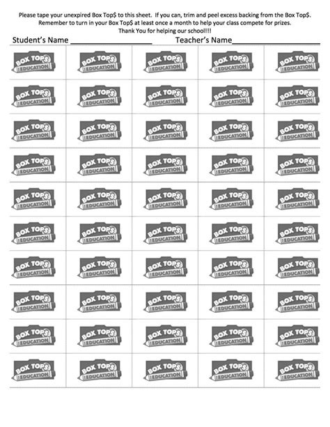 117 best about box top collection sheet ideas brown dr
