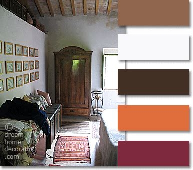 tuscan color palette tuscan colors in real tuscan homes