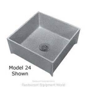 zurn z 1996 24 mop sink basin mop sink