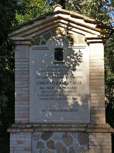 Ingresso Villa Ada by Ingresso Monumentale Di Villa Ada