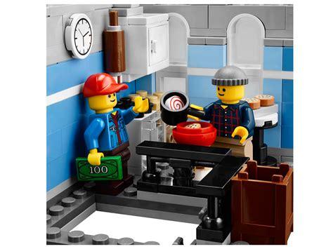 Ab 139,99 € Detektivbüro 10246 Lego Creator Expert (2015
