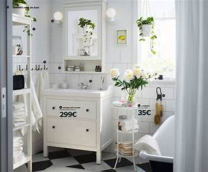 Ikea Salle Bain : idee deco salle de bain ikea ~ Teatrodelosmanantiales.com Idées de Décoration