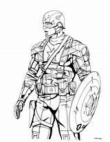 Avengers Kolorowanki Sztuka Komiksowa Infinity War sketch template