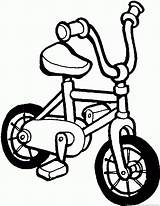Bike Bicycle Coloring Pages Print sketch template