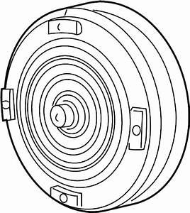 Pontiac Grand Prix Automatic Transmission Torque Converter