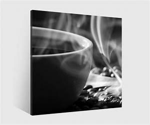 Schwarz Weiß Bilder Gerahmt : leinwand 1 tlg xxl kaffee duft tasse tee schwarz wei k che bilder gerahmt 9k989 holz fertig ~ Watch28wear.com Haus und Dekorationen