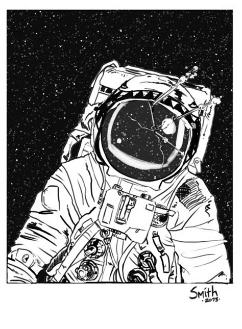 astronaut in space drawing http imgkid vintage astronaut drawing shtml