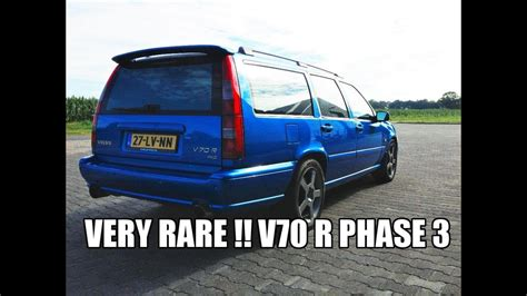 rare  volvo vr phase  review testdrive
