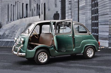 Fiat Multipla 600 by 1959 Fiat 600 Multipla Sports Car Shop