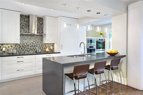 White And Grey Kitchen Ideas - caesar stone kitchen countertops york fabrica toronto ontario