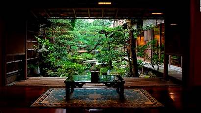 Most Japanese Japan Ryokan Traditional Desktop Ryokans