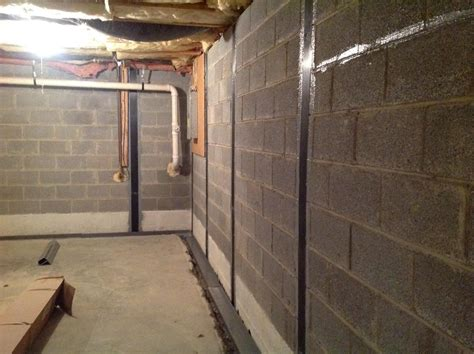 Basement Waterproofing Foundation Reinforced And