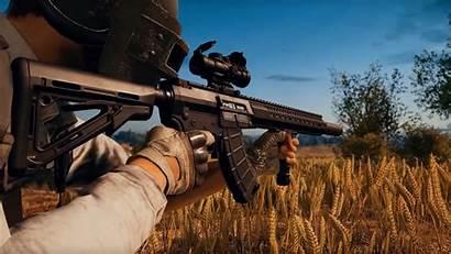 Pubg Weapons Guns Mk47 Mutant Assault Chicken