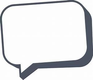 Bulle De Dialogue Ballon · vectorielles gratuites