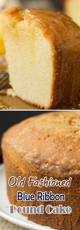 fashioned pound cake ideas  pinterest
