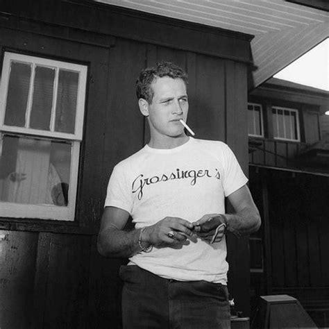 paul newman tea a man s guide to wearing t shirts