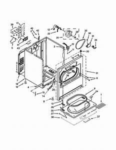 Looking For Whirlpool Model Wed5000dw2 Dryer Repair
