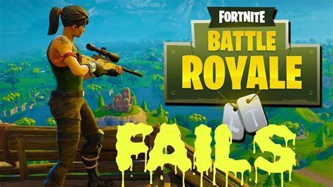 fortnite fails fortnite battle royale youtube